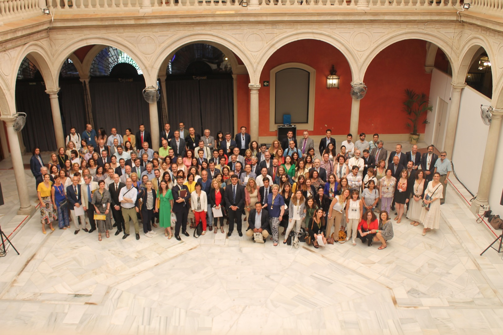 The O-CITY Project was presented at the XXXIII Annual Congress of the European Academy of Business Economics