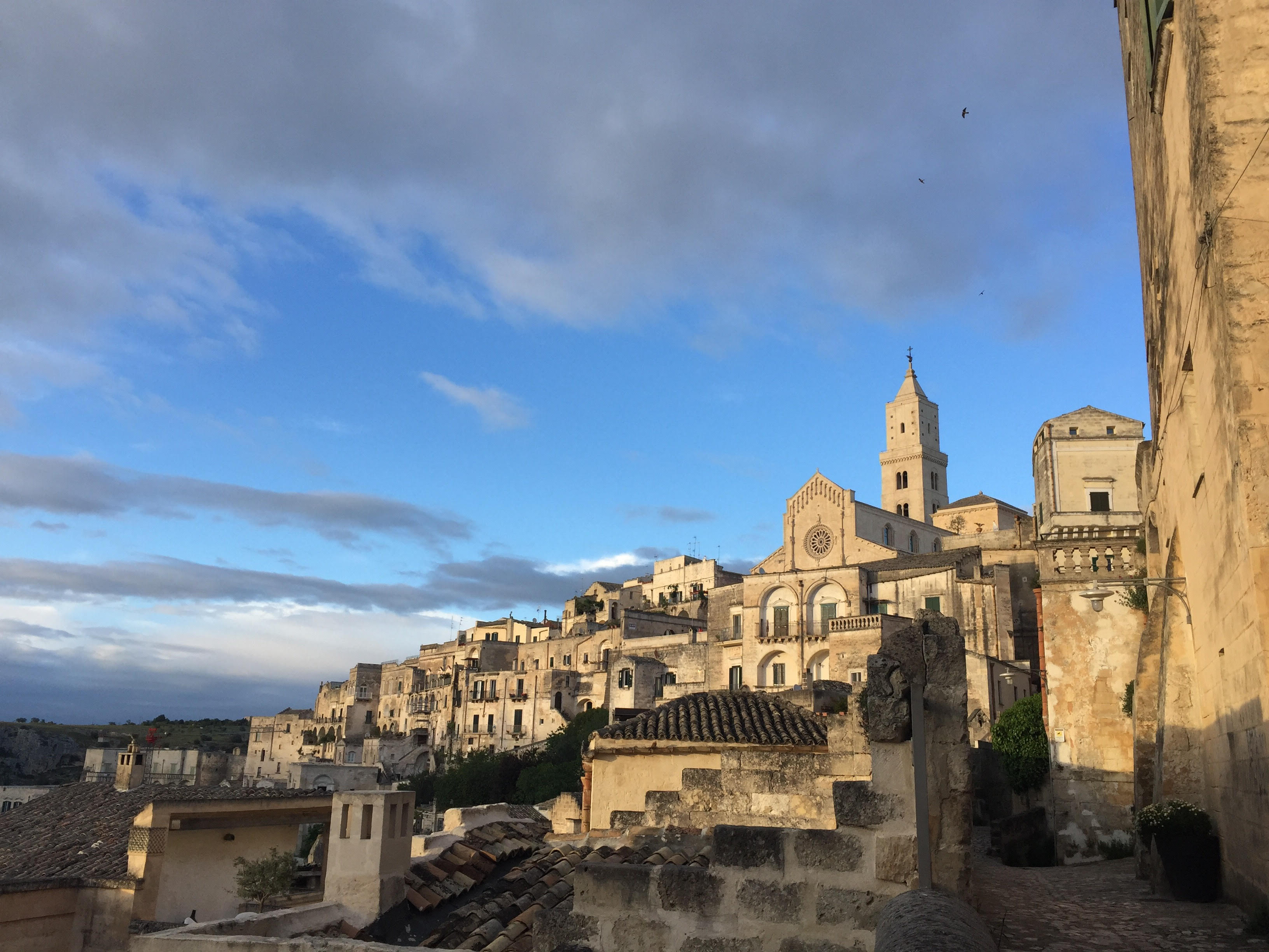 Matera: from shame of Italy to pride of Europe