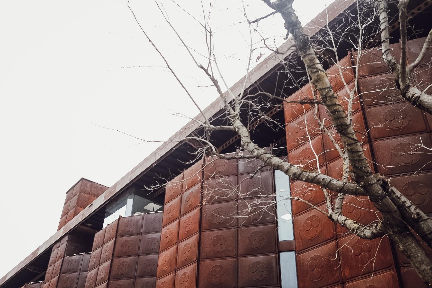 Kranj City Library_detail_photo_Masa Pirc_Layer house