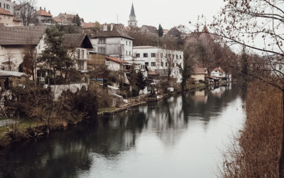 Digital day of culture in Kranj, Slovenia