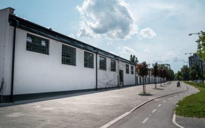 Novi Sad Creative District: New Centre of Contemporary Creation